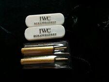 IWC Holder Vintage 100% Original & Rare - IWC Tag & Pusher Set