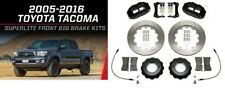 Wilwood Superlite Front Big Brake Kit Fits 05-16 Toyota Tacoma,SR5,Pre Runner