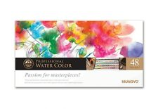 Watercolour Paint Mungyo Professional Pans Set 48 Color MWPH-48C