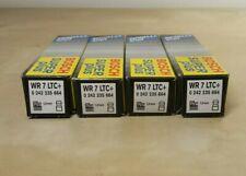 4X Bosch Super Plus Spark Plugs WR7LTC+ +2 / 0242235664