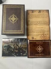 TERA Collectors Edition 3-Disc PC Game ~ Soundtrack ~ Letter