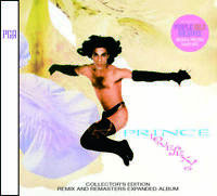 Prince Lovesexy Remix And Remasters Collector's Edition Press CD 2 Discs Set F/S