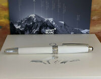 """MONTBLANC Meisterstuck Solitaire """"Tribute to the Montblanc"""" Rollerball Pen, NOS!"""