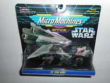 IX Star Wars 65860 Micro Machines 1994 Galoob Super Star Destroyer Starfighter