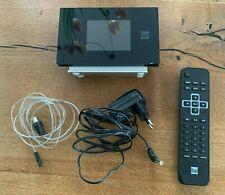 Dual IR 2A Internetradio-Adapter für Stereoanlage, inklusive Fernbedienung