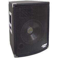 "PYLE PRO PADH1079 500-Watt, 10"""" 2-Way Professional Speaker Cabinet"