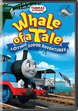 Thomas And Friends: Whale Of A Tale And Other Sodor Adventures [New DVD] Snap