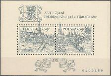 Poland 1998 - 17th Congress of the Polish Philatelic Association - Fi 163B MNH**