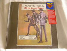 MOTT THE HOOPLE All the Young Dudes 200 gram SEALED LP Ian Hunter David Bowie