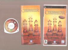 Rarissime !!! CHESSMASTER : Utile aux Joueurs d'Echecs sur  PSP