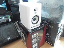 PIOONER S-DJ50X WHITE MONITOR ATTIVO 2 VIE 80 WATT RMS,nuovo.