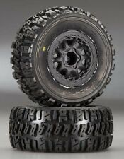 "Pro-Line Racing Trencher X SC 2.2""/3.0"" Tires Mounted Slash 4x4 1190-13"