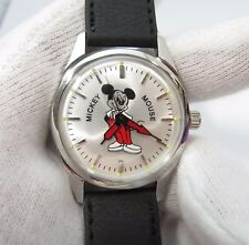 "MICKEY MOUSE,""HMT Europe"",Manual Wind,Glow Markers KIDS CHARACTER WATCH,834,L@@K"