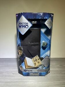 DOCTOR WHO Journal of Impossible Things + Masters Ring  NEW NIB  DR WHO