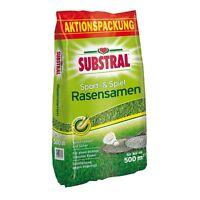 Substral Rasensamen Sport und Spiel - 10 kg - Rasen Samen Raasensaat Sportrasen