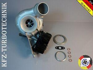 Turbolader BMW 1er 3er 5er X3 2.0d 135Kw 49335-00510 8512464 780875802B