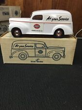1940 Ford AMOCO Panel Van Bank NOS