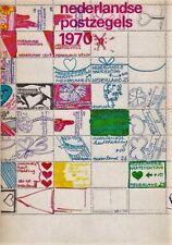 Nederlandse postzegels 1970, uitgave van  Staatsbedrijf der PTT, 1971