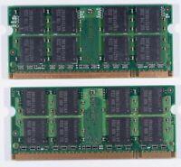 4GB DDR2 (2x 2GB) Laptop Memory for HP G60-249WM G60-230US G60-235DX G60-630US