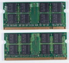 4GB DDR2 (2x 2GB) Laptop Memory for HP G60-507DX G60-552NR G60-230US Notebooks