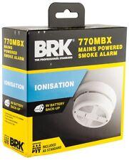BRK 770MBX Professional Range Ionisation Smoke Alarm - White BARGAIN