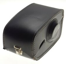 Retro Hasselblad leather ever ready 500 C medium format camera case black 502