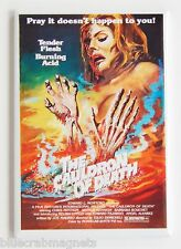 Cauldron of Death FRIDGE MAGNET (2.5 x 3.5 inches) movie poster horror