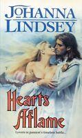 Hearts Aflame, Lindsey, Johanna, Very Good Book