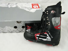 New $250 Burton Andy Warhol Hail Snowboard Boots! Us 6, Euro 36.5 *Super Rare*