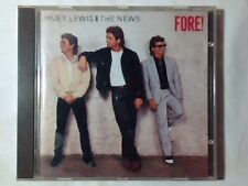 HUEY LEWIS AND THE NEWS Fore! cd GERMANY BRUCE HORNSBY KENNY LOGGINS