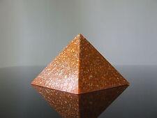 """Orgone Quantum Wiccan Grand 5 """"pyramide Lifeforce spirale de créativité de la productivité"""