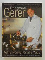 Reinhard Gerer Christian Grünwald Andreas Wojta Der große Gerer