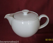 Teekanne 1,1 Ltr.  weiß  - Schönwald Porzellan - Form 98 - Dibbern Form - NEU!