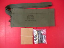 Vietnam US Army 7-Pocket Cloth Bandolier Repack Kit for 5.56mm .223 M193  1970's