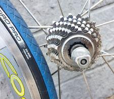 Ruote MAVIC COSMIC pro wheelset + sprockets + hubs rims skewers roues