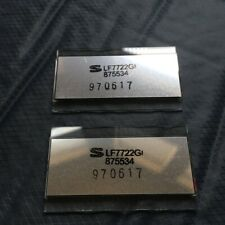 2 Pack New Fluke Lcd Display For 29 Series Ii And 79 Series Ii Meters Pn 875534