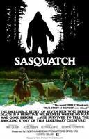 Sasquatch, the Legend of Bigfoot Movie POSTER 11 x 17 George Lauris, A