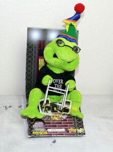 Gemmy Vintage Frog that Sings & Dances When I'm 64...NIB Frogz 2005