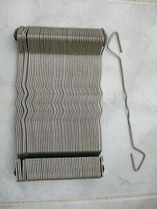 CAVITY WALL TIE WIRES.STAINLESS STEEL BRICK TIES X 50.