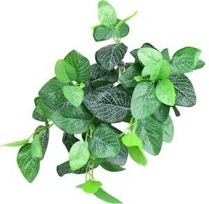 Ranke 42cm grün künstlich Busch Efeu Fikus Grünpflanze Kunstpflanzen 30575