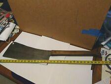 "Vintage L & I. J. White Buffalo # 16 Hog Splitter 31.25"" W/ Wood Scales"