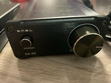 SMSL SA-50 2x50W Hi-Fi Stereo Verstärker Endstufe Amplifier