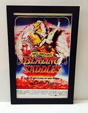 Blazing Saddles Framed Movie Poster