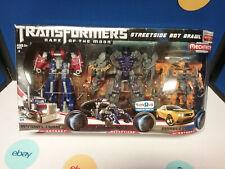 Transformers DOTM TRU Optimus Shockwave Bumblebee  Mechtech  NEW FREE SHIP US
