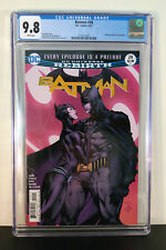Batman REBIRTH #24 1st PRINT Proposes to Catwoman! CGC 9.8 King / Finch