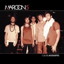 MAROON 5-1.22.03.ACOUSTIC-JAPAN CD BONUS TRACK D50