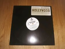 Madonna-Hollywood-Oakenfold & Stuart Price Mixes-Rare House Vinyl
