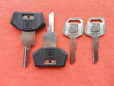 4  CHEVY LUMINA BUICK REGAL CUTLASS GRAND PRIX NOS KEY BLANKS 1991 1992 1993