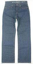 Billabong Mens Main Beach Jeans Navy Denim 29 New