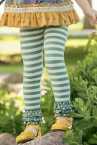 Matilda Jane Smarty Pants Leggings Size 8 Girls New In Bag Choose your own path